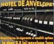 hotel de anvelope 2,5lei